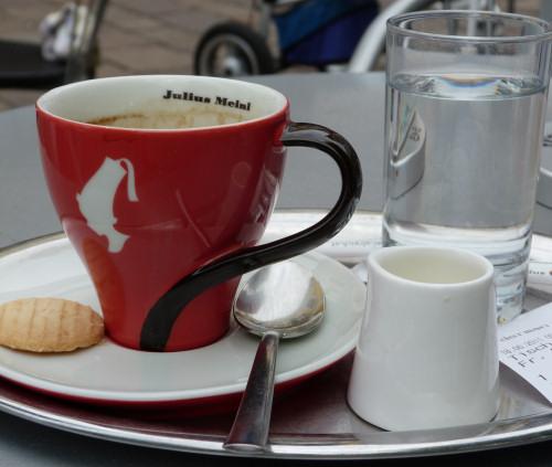 Kaffee brauner Pornostar